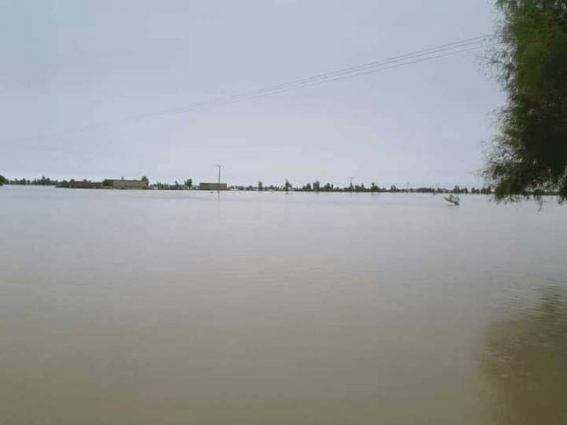 Pakistan Army launches rescue operation in flood-hit villages of Dadu