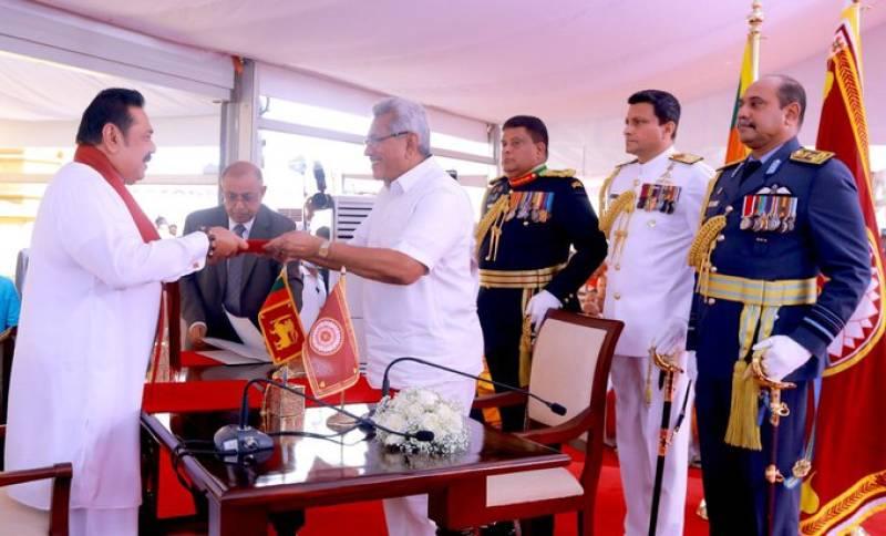 Rajapaksa thanks PM Imran for 'warm wishes' on Sri Lanka polls victory