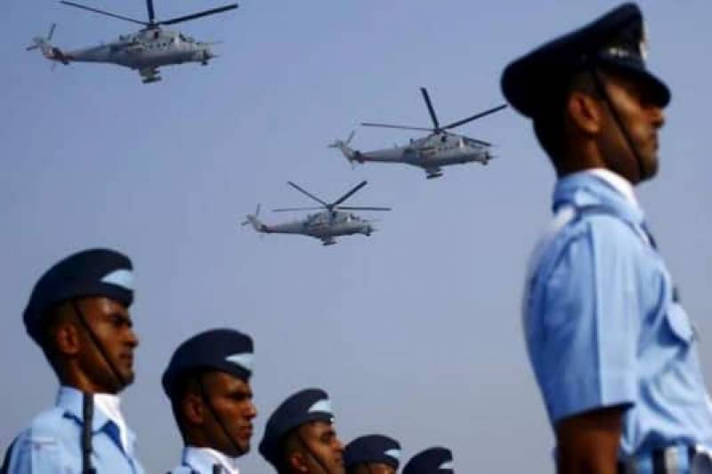Indian air force personnel ends life