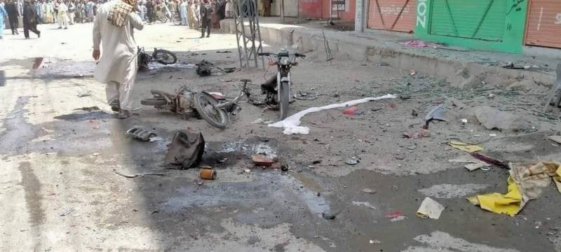 At least 5 dead, 14 injured in Chaman blast