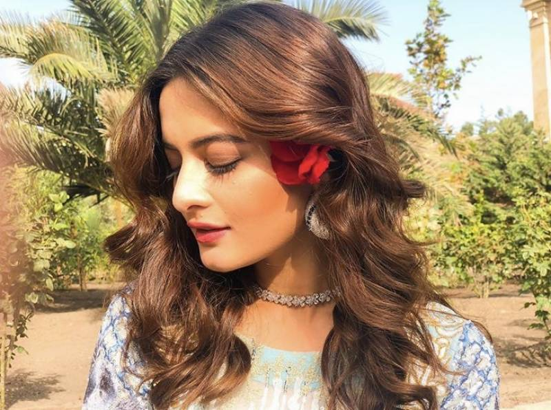 Aiman Khan continues to be Pakistan's most followed celebrity on Instagram