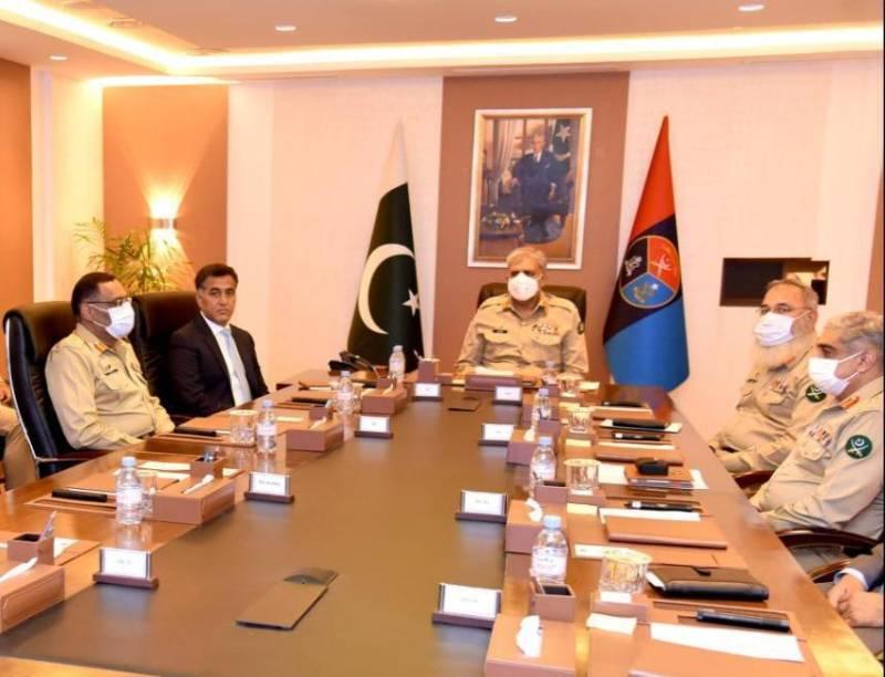 COAS Bajwa appreciates measures to optimize performance of ISI