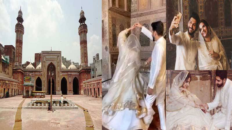 Music video controversy: Wazir Khan mosque's manager suspended