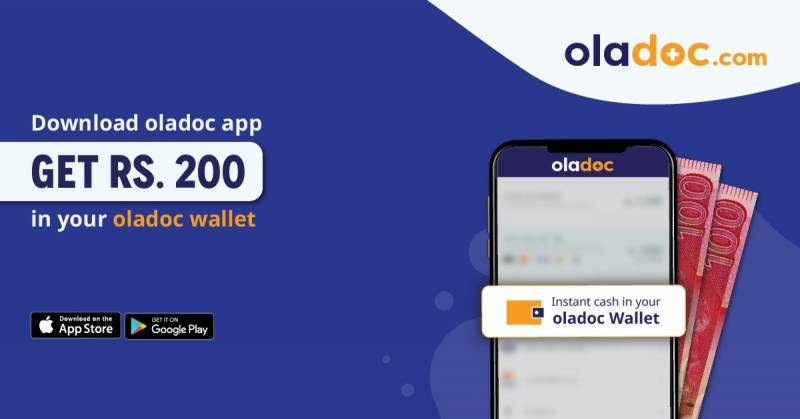 Oladoc launches its e-wallet with a grand promotional offer