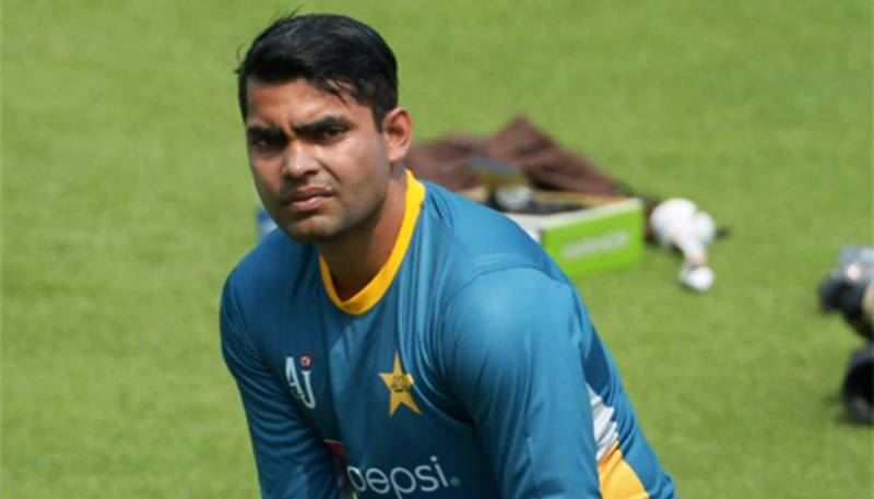 PCB to file appeal against reduction of Umar Akmal's ban