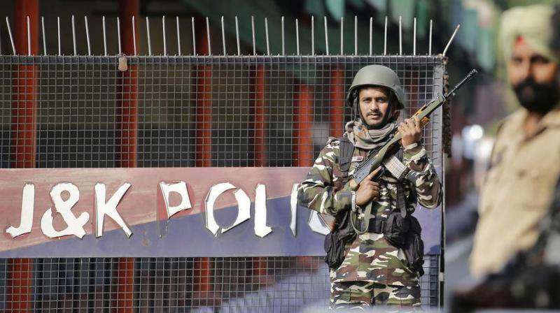 Police in Indian-occupied Kashmir probe staged encounter of three labourers