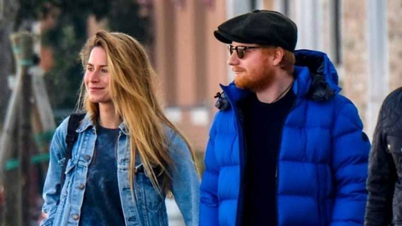Ed Sheeran, Cherry Seaborn reportedly expecting their first child