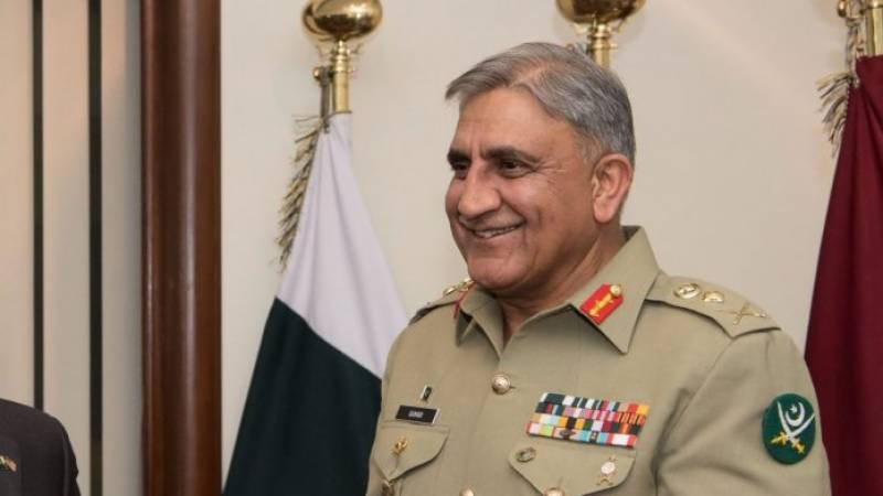 Afghanistan thanks Pakistan Army chief for supporting reconciliation process