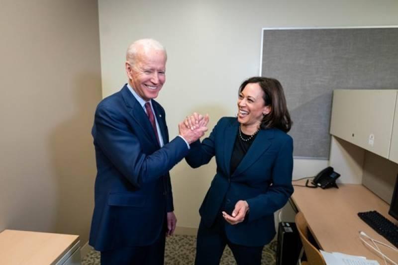 Biden picks Kamala Harris as his 2020 vice presidential running mate