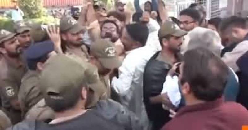 Court sends 58 arrested PML-N workers on judicial remand