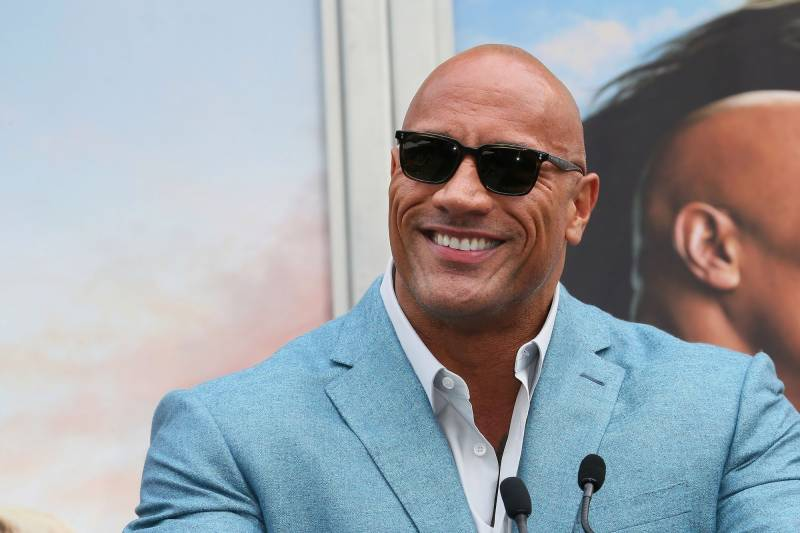 Dwayne Johnson is the highest-paid actor in 2020