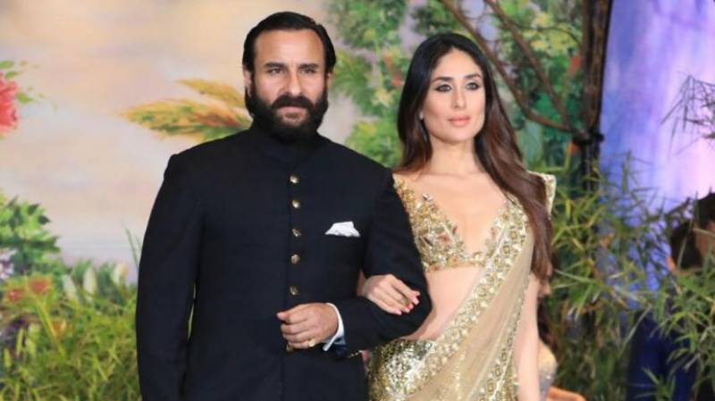 Kareena Kapoor and Saif Ali Khan expecting their second child