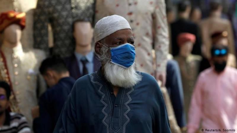 Pakistan nears 286,000 cases of coronavirus, 6,129 confirmed dead