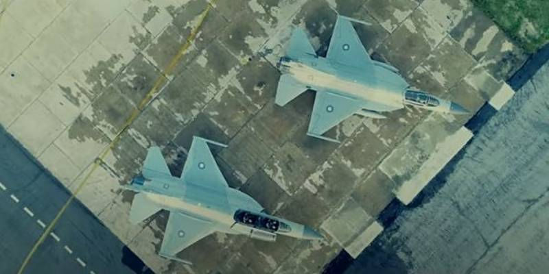 Mera Junoon: Watch PAF's new national song for Independence Day