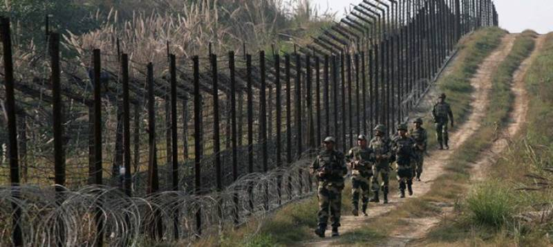 Pakistan lodges protest with India over ceasefire violation along LoC