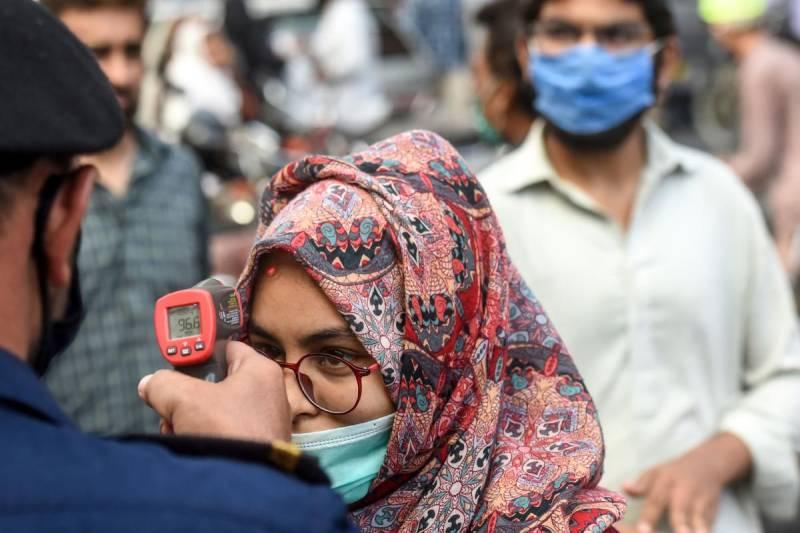 Pakistan surpasses 287,000 cases of coronavirus, 6,150 confirmed dead
