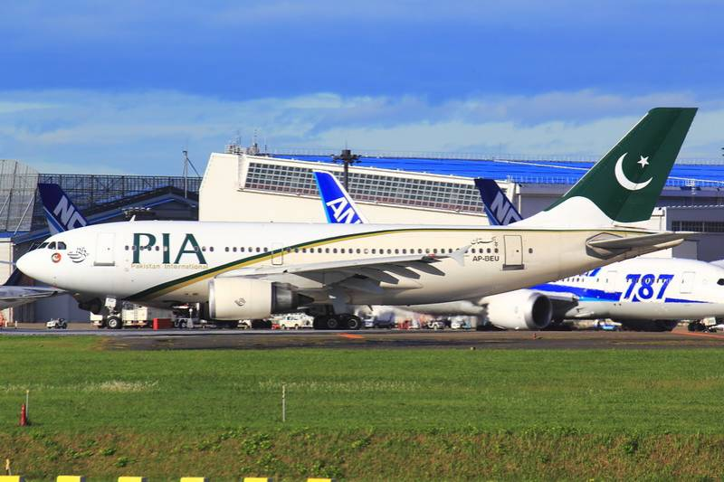 PIA airlifts 243 Pakistanis from China