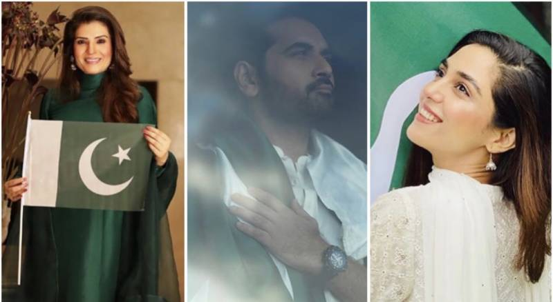 Celebs send special wishes for 73rd Independence Day