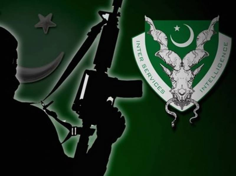 Pakistan honours first ISI officer with gallantry award