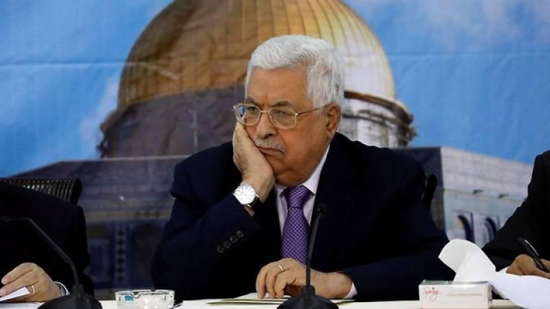 Palestinian President denounces' Israel-UAE deal
