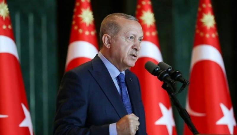 Turkey's Erdogan warns to cut off ties with UAE over Israel deal