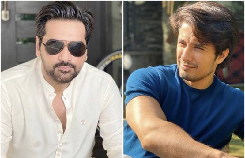 Ali Zafar, Humayun Saeed express gratitude over receiving 'Pride of Performance' award