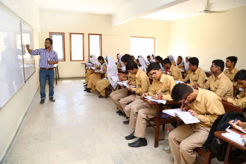 First-generation students from TCF make their way to top universities of Pakistan