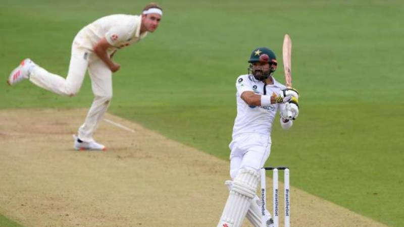 Pakistan all out for 236 in 2nd Test against England