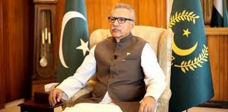 President Alvi urges Ulema to play role in sensitizing people regarding mother & child health