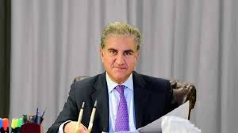 FM Qureshi calls for resolving residual issues to start intra-Afghan negotiations