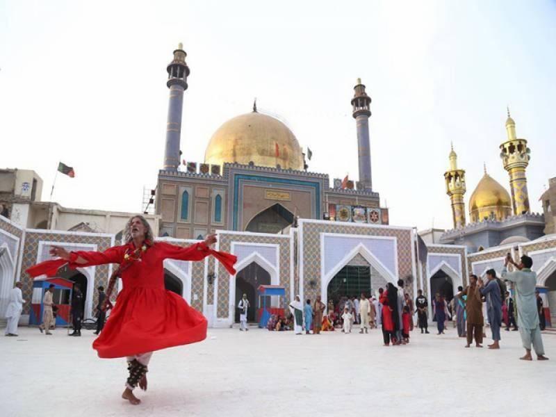 Lal Shehbaz Qalandar shrine reopens under strict SOPs