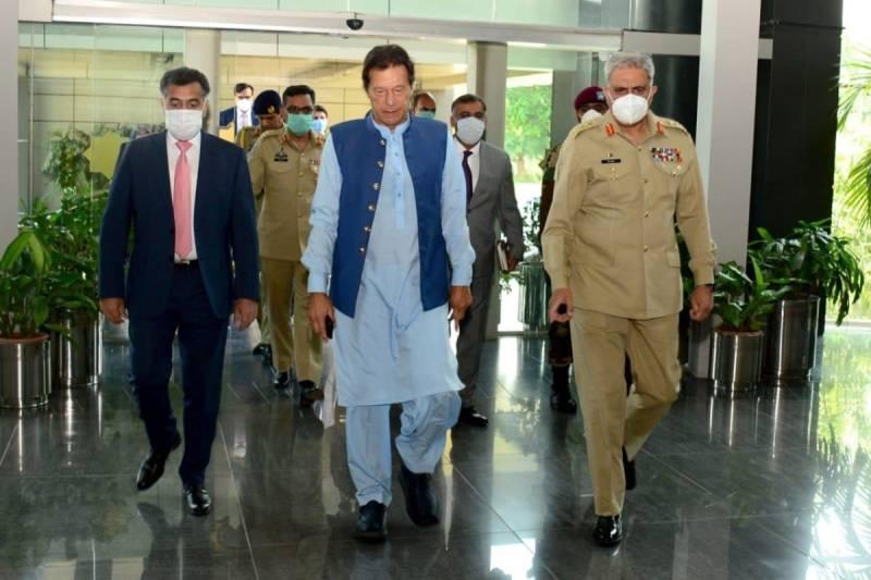 Pakistan Army chief, top spymaster reach Saudi Arabia