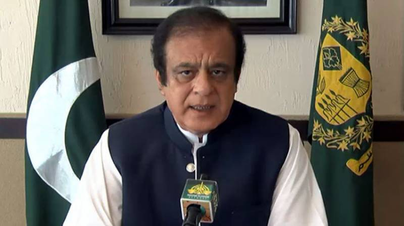 PM Imran saved Rs2,344b of poor people in two years, says Shibli