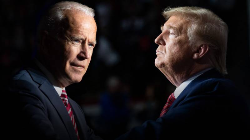 US elections – Biden remains ahead of Trump in new nationwide poll