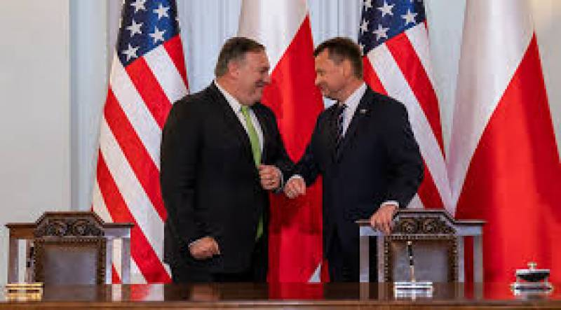 US, Poland ink military agreement