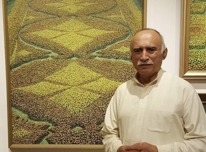 Acclaimed Pakistani artist Shahid Jalal passes away at 72