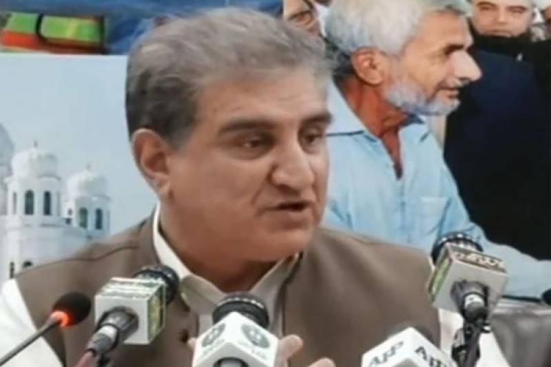 FM Qureshi highlights govt's achievements on major foreign policy contours