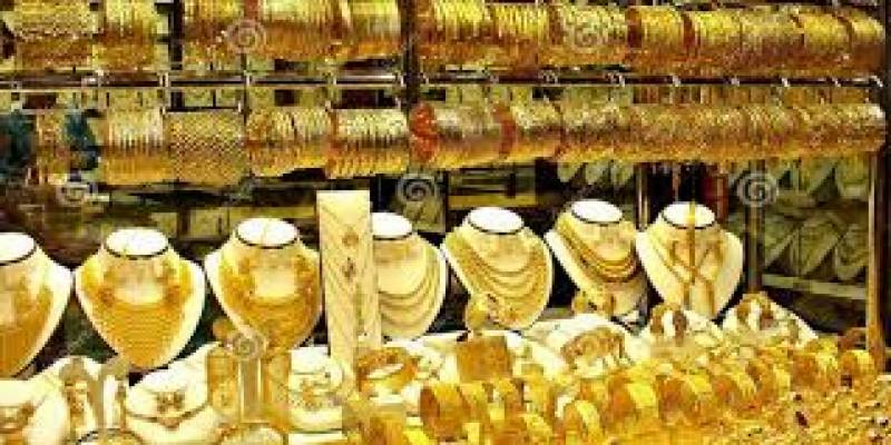 Gold rate bounces back to Rs122,300 per tola