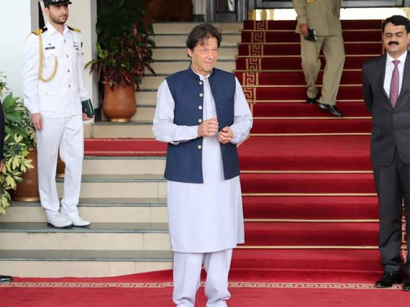 Pakistan cannot accept Israel, says PM Imran