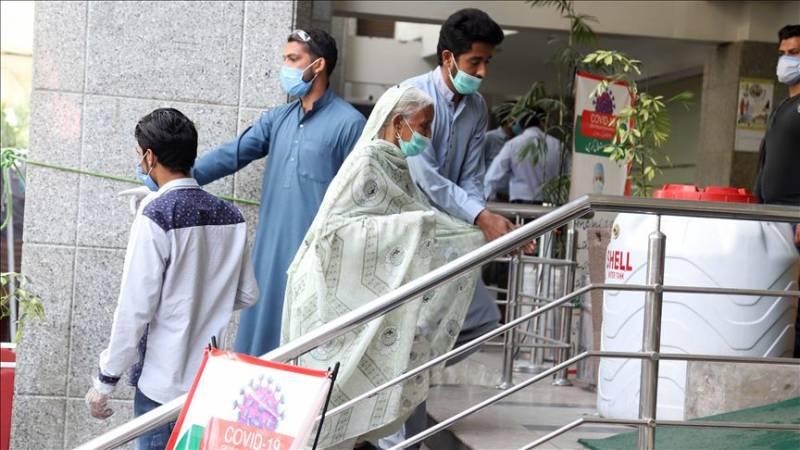 Pakistan records major decline in coronavirus cases