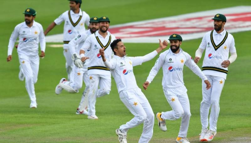 Pakistan's Babar Azam and Mohammad Abbas move up Test rankings