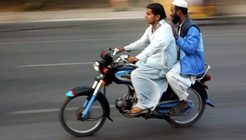 Punjab bans pillion riding on 9th, 10th of Muharram