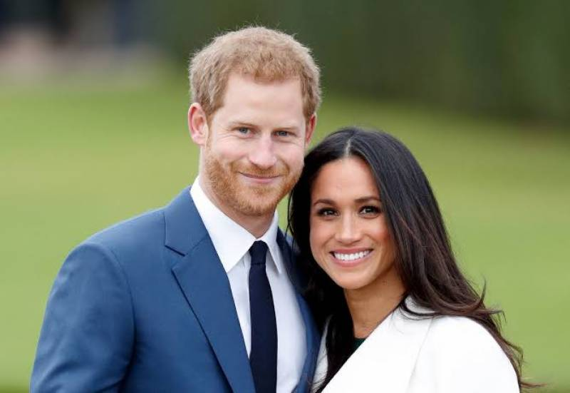 Prince Harry, Meghan Markle are headed to Hollywood