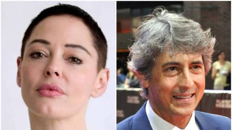 Rose McGowan accuses director Alexander Payne of sexual misconduct