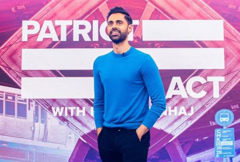 Patriot Act with Hasan Minhaj canceled by Netflix after six seasons