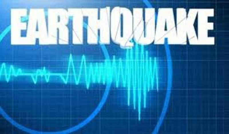 Earthquake tremors felt in parts of Karachi
