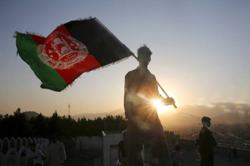 Pakistan felicitates Afghans on 101st Independence Day
