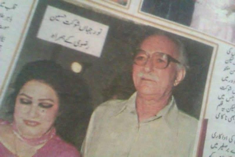 Remembering Shaukat Hussain Rizvi on 21st death anniversary