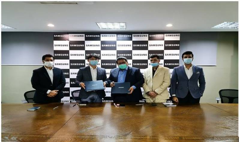 Samsung appoints United Mobile as a new authorised distributor for Pakistan