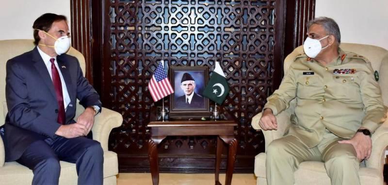 US appreciates Pakistan's role for Afghan peace process